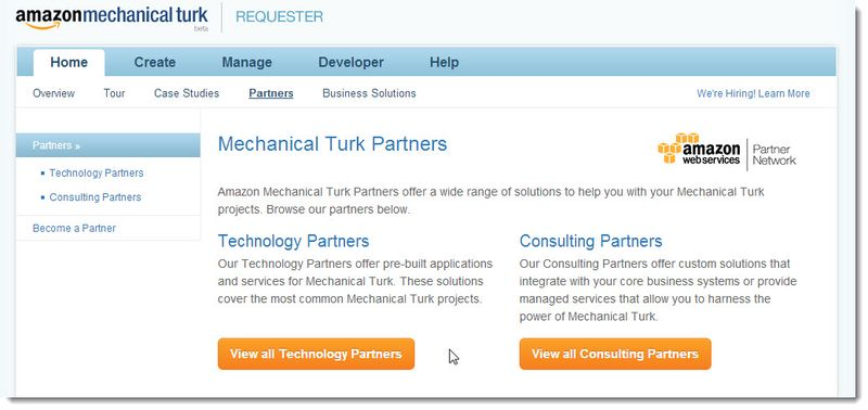 Partner Pages